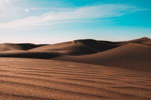 Brown Desert 5k Wallpaper