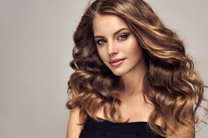 Brown Hair Girl 5k