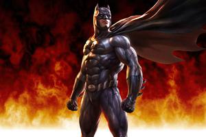 Bruce Wayne Dark Knight Wallpaper