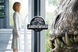Bryce Dallas Howard Jurassic World Wallpaper