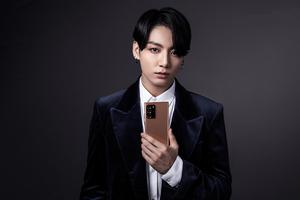 BTS JungKook Samsung Wallpaper