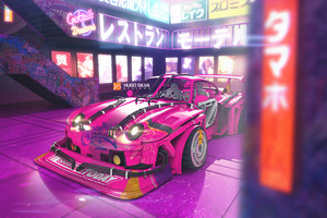 Bubbalicious Digital Car 4k Wallpaper