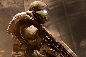 Buck Halo 5 Wallpaper
