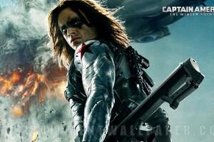 Bucky Captain America Wallpaper