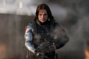 Bucky In Captain America Civil War