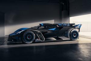 Bugatti Bolide 2021 5k