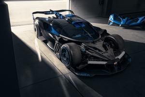 Bugatti Bolide 2021 Front