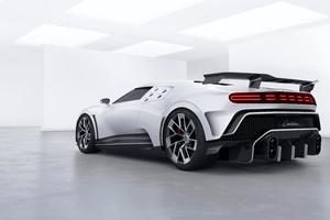 Bugatti Centodieci 2020 8k