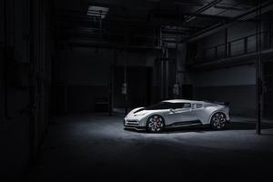 Bugatti Centodieci 2021 Wallpaper