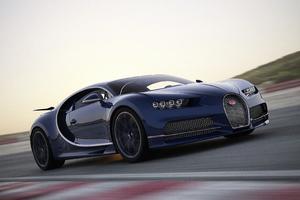 Bugatti Chiron 2019 Front Wallpaper