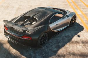 Bugatti Chiron 2020 Rear