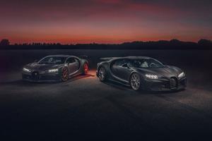 Bugatti Chiron 8k 2020 Wallpaper
