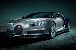 Bugatti Chiron 8k