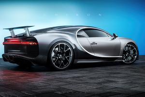 Bugatti Chiron Cgi Art 4k Wallpaper
