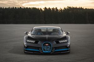 Bugatti Chiron New Photoshoot