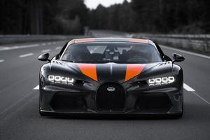 Bugatti Chiron Prototype 2019 8k Wallpaper