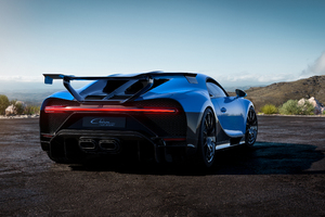 Bugatti Chiron Pur Sport 2020 4k 5k