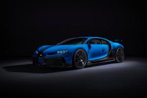 Bugatti Chiron Pur Sport 2020 5k