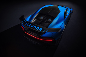 Bugatti Chiron Pur Sport 2020 5k New
