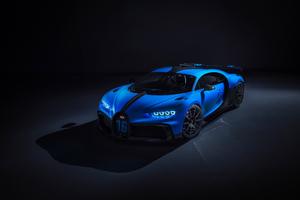 Bugatti Chiron Pur Sport 2020 Wallpaper