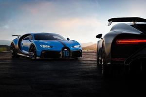 Bugatti Chiron Pur Sport 2020 New 5k