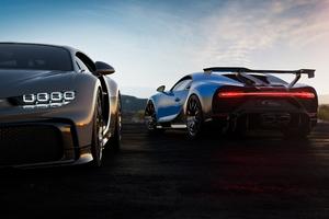 Bugatti Chiron Pur Sport 2020 Newcar