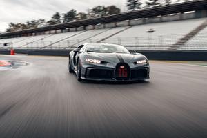 Bugatti Chiron Pur Sport 2021 New