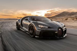 Bugatti Chiron Pur Sport 5k Wallpaper