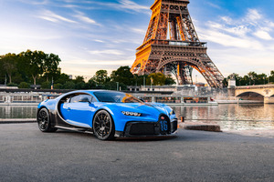 Bugatti Chiron Pur Sport 8k Wallpaper