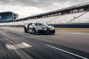 Bugatti Chiron Pur Sport New Wallpaper