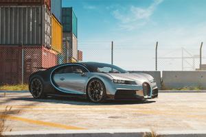 Bugatti Chiron Sport 2020