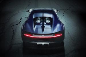 Bugatti Chiron Sport 8k