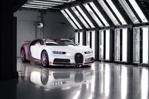 Bugatti Chiron Sport Alice 2021 Wallpaper