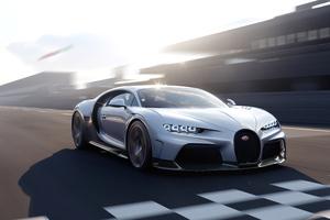 Bugatti Chiron Super Sport High Speed 5k