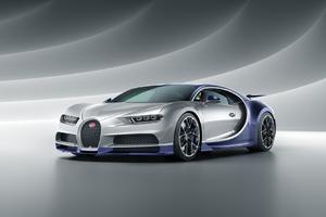 Bugatti Chiron2019