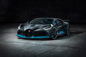 Bugatti Divo 2018 4k Wallpaper