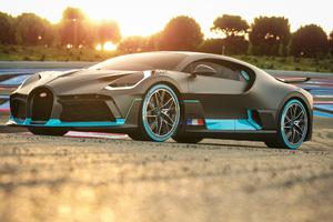 Bugatti Divo 2018 Car