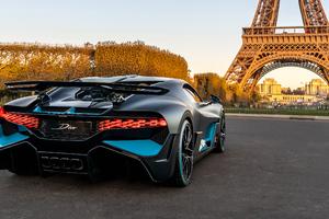 Bugatti Divo 2018 France