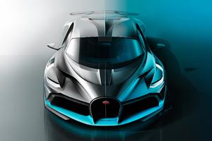 Bugatti Divo 2018 Latest