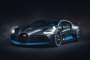 Bugatti Divo 2018 Photoshoot