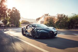 Bugatti Divo 5k Wallpaper