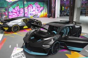 Bugatti Divo GTA
