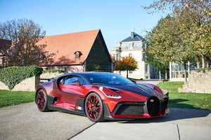 Bugatti Divo Lady Bug 2021 Wallpaper