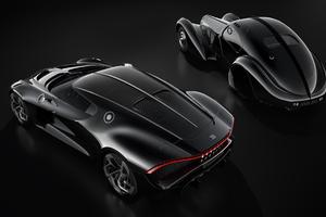 Bugatti La Voiture Noire 2019 5k