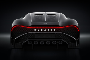 Bugatti La Voiture Noire 2019 Rear