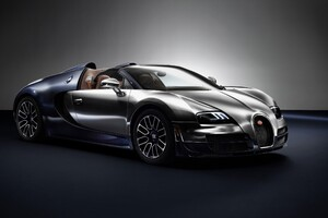Bugatti Legend Edition