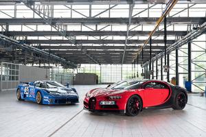 Bugatti New