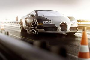 Bugatti Super Car Cgi 5k Wallpaper