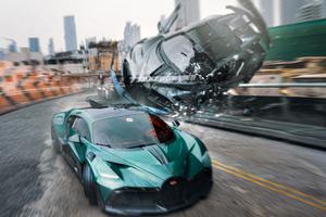 Bugatti Takedown 4k