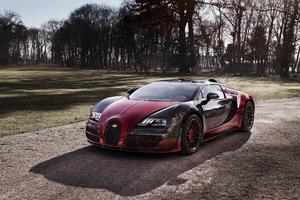 Bugatti Veyron Grand Sport Vitesse 2021